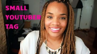Small Youtuber Tag | Dawn Melissa Thumbnail