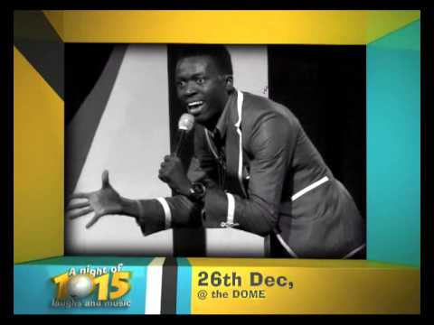 Download 3 Night of a 1015 Laughs and Music coming this December