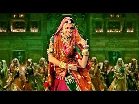 Ghoomar | Song| Padmavati | Dance |Ghoomar Full Song| Deepika Padukone |  Bollywood