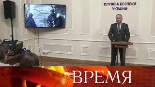 Украинские спецслужбы обвинили Россию в атаках на храмы канонической православной церкви.