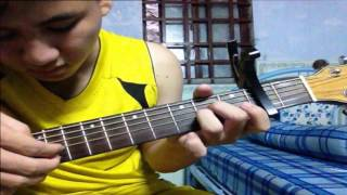 Hướng Dẫn Em Của Ngày Hôm Qua guitar solo, bản đơn giản, nốt giai điệu by SMR