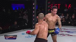 Melhores momentos da luta entre Tiago Samurai e Bruno Viana.