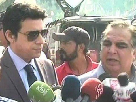 PTI Leaders Talks to Media | 28 October 2016 | Live Neo News