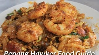 Penang Hawker Food Guide