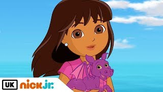 Dora and Friends | Dragon Island | Nick Jr. UK