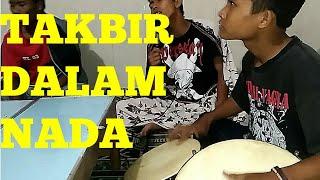 Gambar cover UNIK, TAKBIRAN IDUL ADHA ASYIK REMAS PAKAI GENDANG