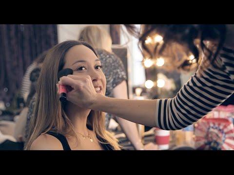 My relationship with makeup: Myleene Klass