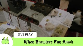 Dungeons & Dragons 5th Edition Play - When Brawlers Run Amok