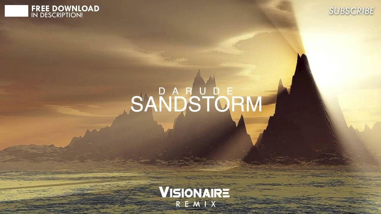 Sandstorm (Visionaire Remix)