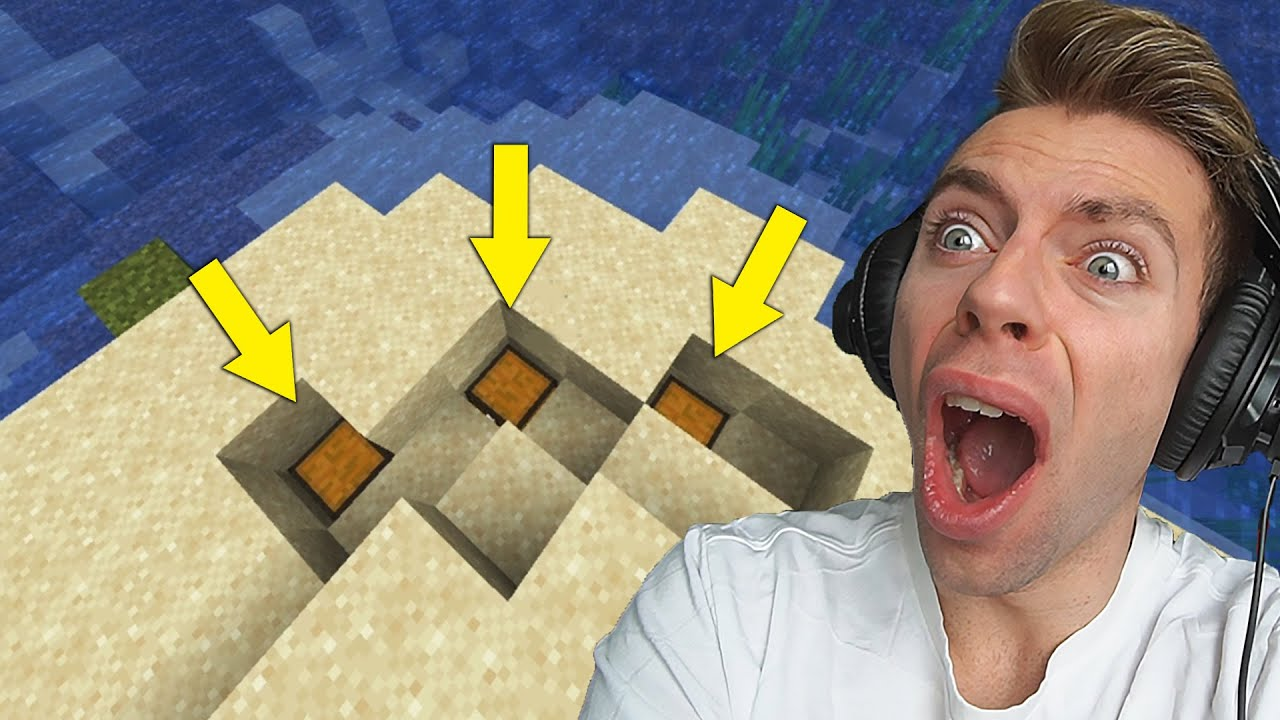 FINDER 3 GEMTE KISTER I MINECRAFT - Part 30
