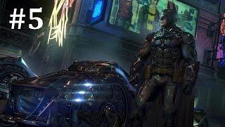 Batman Arkham Knight Part 5: Ace Chemicals [PS4]