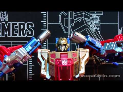 Toy Fair 2017: Generations Titans Return products