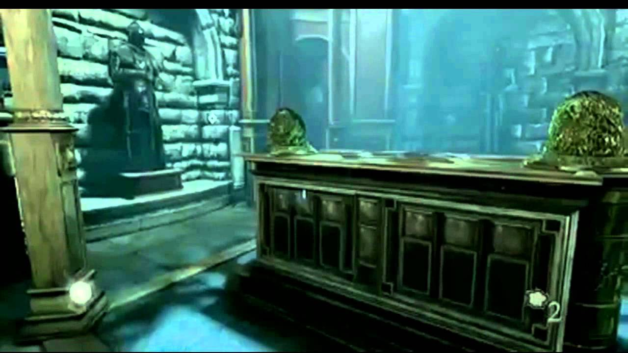 Thief chapter 6 how to solve Heart of Lion Puzzle walkthrou - YouTube