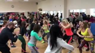 Видео отчет с фитнес семинара в Киеве 2016