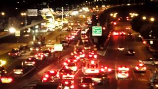 Late Night RFK/Triborough Bridge Construction:Part Two