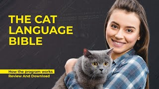The Cat Language Bible PDF, Review and Book download (Jonas Jurgella)