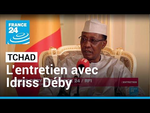 """Idriss Déby Itno : """"Nous aurons encore à faire avec Boko Haram pour longtemps"""""""