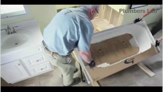How to Install a Bathtub Step by Step Installation Process - Plumbers Lab