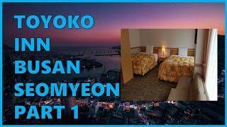 Toyoko Inn Busan Seomyeon - Ba…