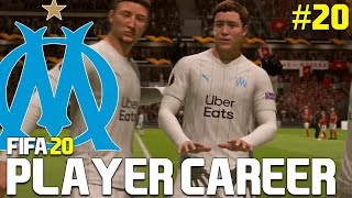 EUROPA LEAGUE R32!! | FIFA 20 My Player Career Mode #20