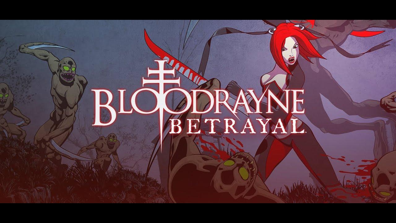 Bloodrayne Betrayal Trailer Youtube