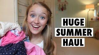 Huge Summer Haul + Meet-up Announcement!