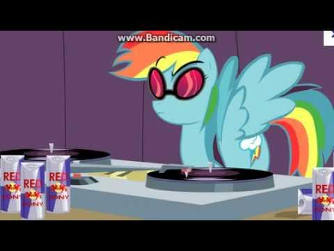DJ RAINBOW DASH