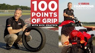 100 POINTS OF GRIP with CHAMPSCHOOL's Nick Ienatsch