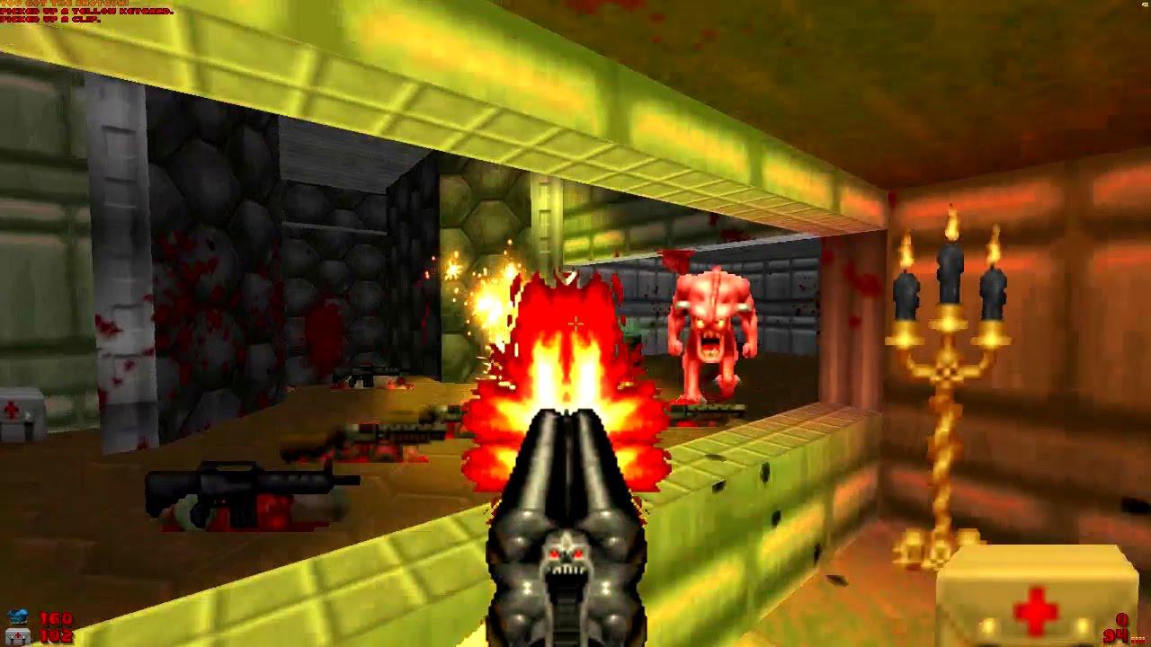 Brutal-Hellfest     (Brutal Doom addon)