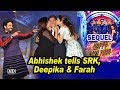 'Happy New Year' Sequel time: Abhishek tells SRK, Deepika & Farah