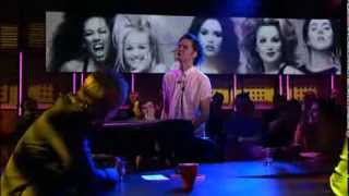 Jett Rebel - Guilty Pleasure DWDD - Spice Girls