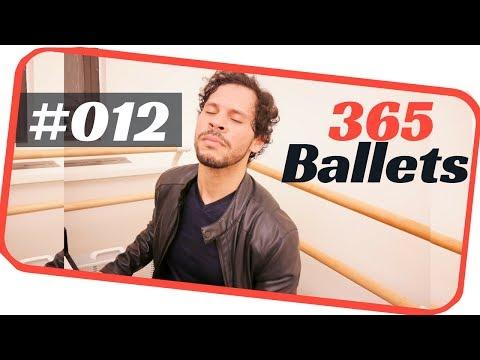 Ballet 012- ballet male solo- 365 Ballets- ballet choreography