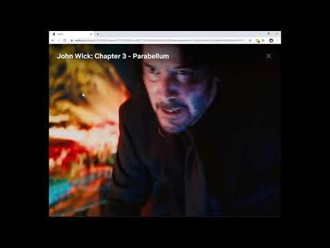 John Wick 3 Is On Netflix - Get Ready To Stream!