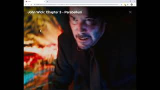 John Wick 3 is on Netflix - Get ready to stream!