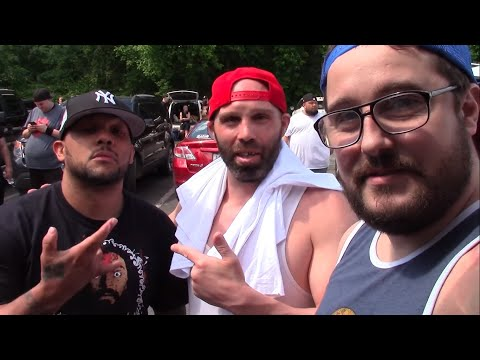 Backstage And Ringside At GCW Zandig's Tournament Of Survival 2! (2017)