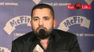 Ahmet Öner Pressekonferenz