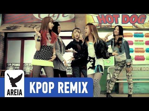 Areia Remix #115   F(x) - NU ABO