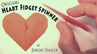 Heart Fidget Spinner