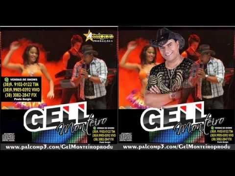 GELL MONTEIRO CD COMPLETO  PAGODE