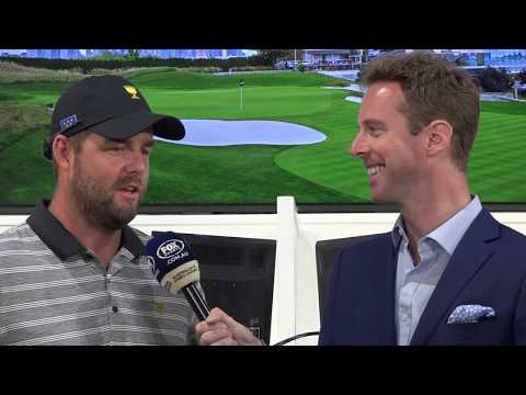 Marc Leishman Interview on Fox Sports Australia