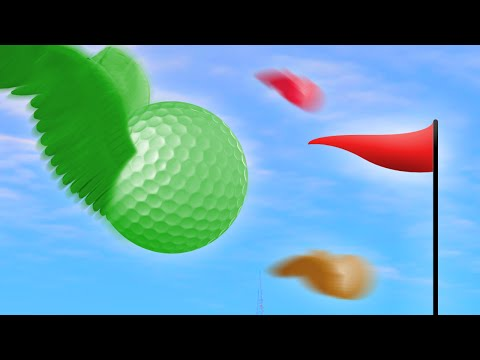 GOLF BALLS CAN FLY! (Tower Unite)