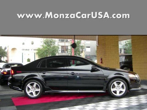 2005 Acura TL Manual Transmission  YouTube
