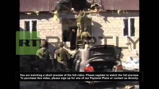 Russia: Two suspected Islamic militants killed in Ingushetia raid