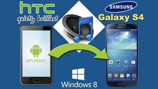 HTC to Galaxy S4 Music Transfer: How to Sync Music from HTC to Samsung Galaxy S4 easily