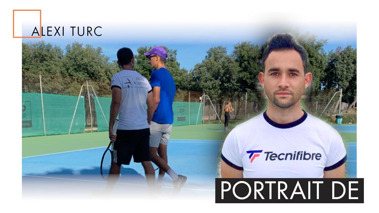 Un coach du tennis-études qui a suivi un parcours aux USA: le portrait d'Alexi TURC