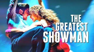 THE GREATEST SHOWMAN Trailer | Music by Kate-Margret