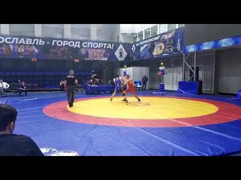 Кебеков Шахбан 87кг Владимирская область