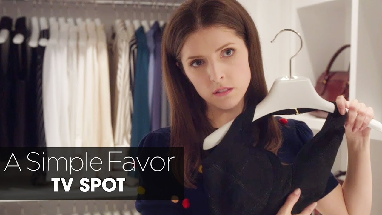 A Simple Favor Anna Kendrick Blake Lively The Superherohype Forums