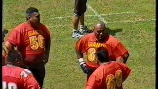 Team Sport Videos - Porirua Giants Juniors (1998) 8/13