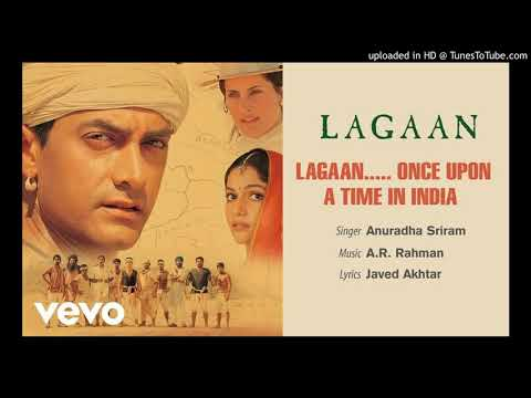 Lagaan Once Upon a Time in India - Lagaan Mp3